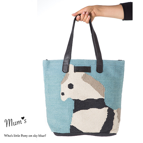 Pony bag by Jenni Tuominen