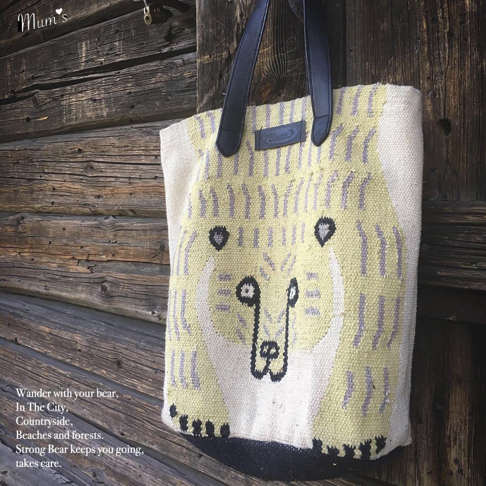 Bear by Teresa Moorhouse