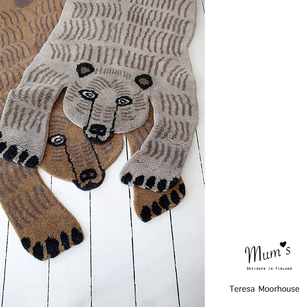 Light BEAR by Teresa Moorhouse