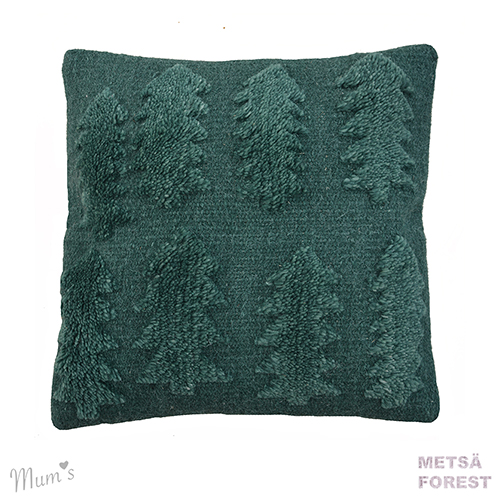 Green FOREST cushion