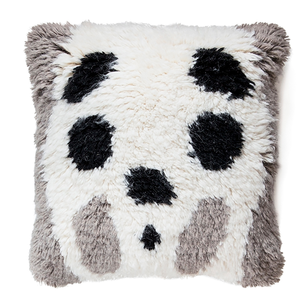 FURRY KOALA cushion by Jenni Tuominen