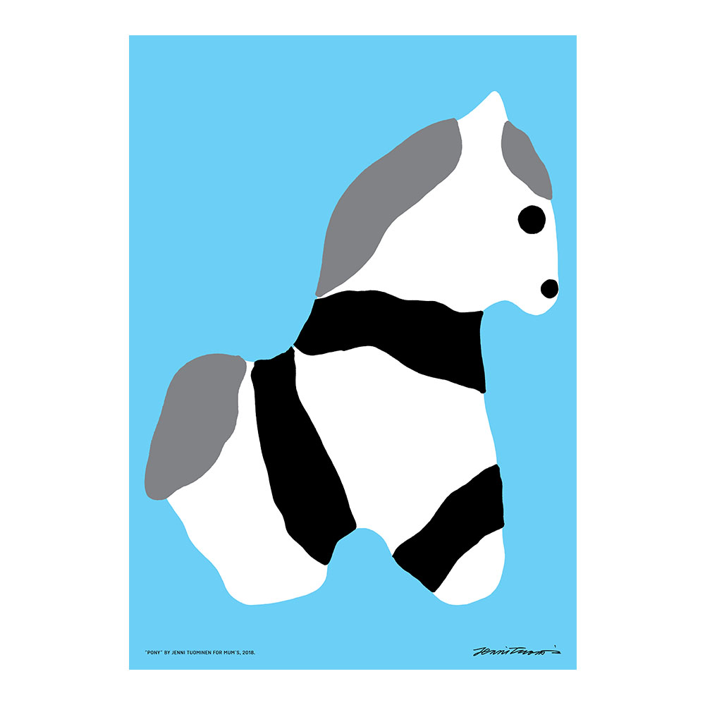PONY design Jenni Tuominen