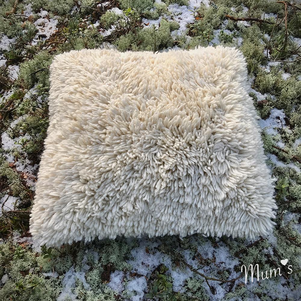 Lumi rug cushion