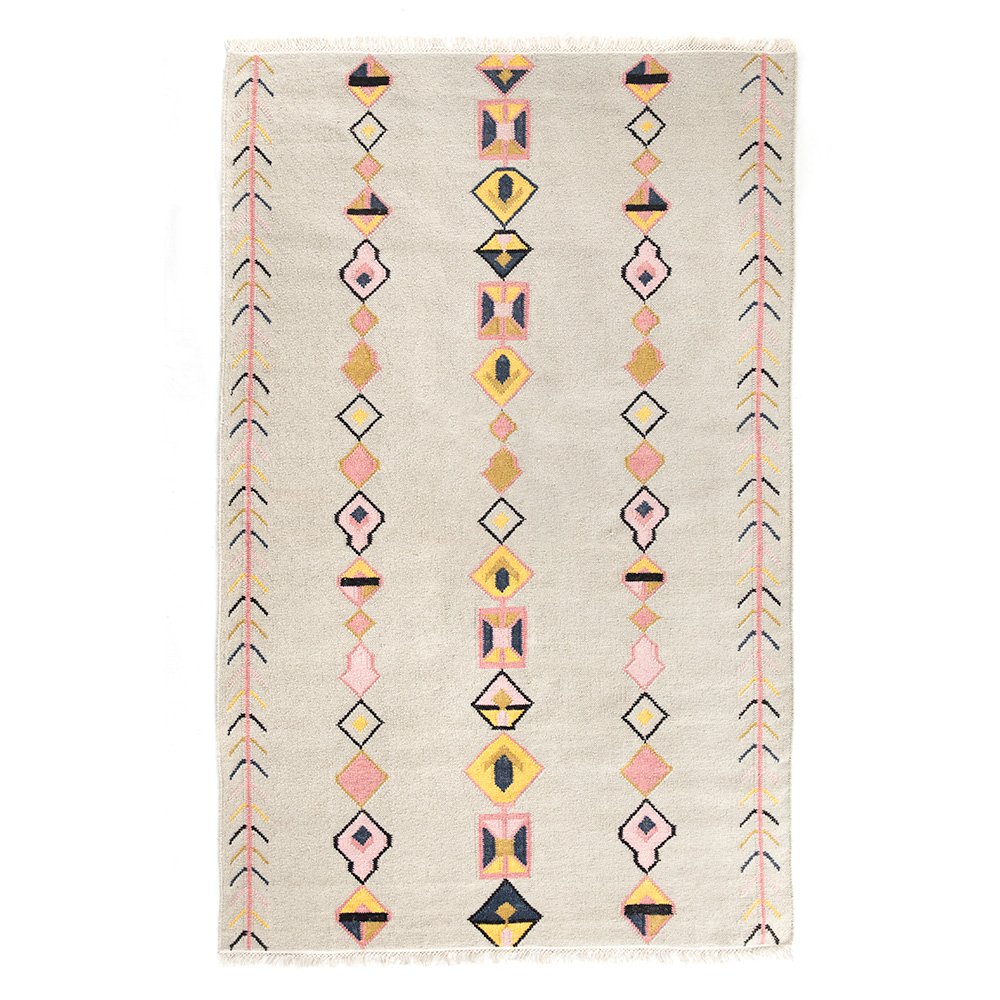 Valhalla rug without secret pattern