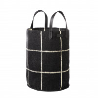 Big_Mama_Basket_black_ikikorpi_Storage_mums_design_Finnish