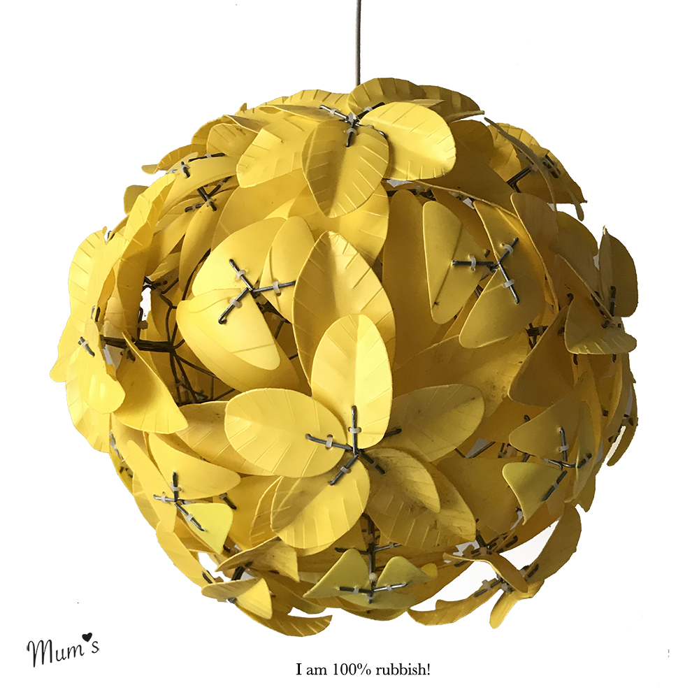 Leafball Yellow